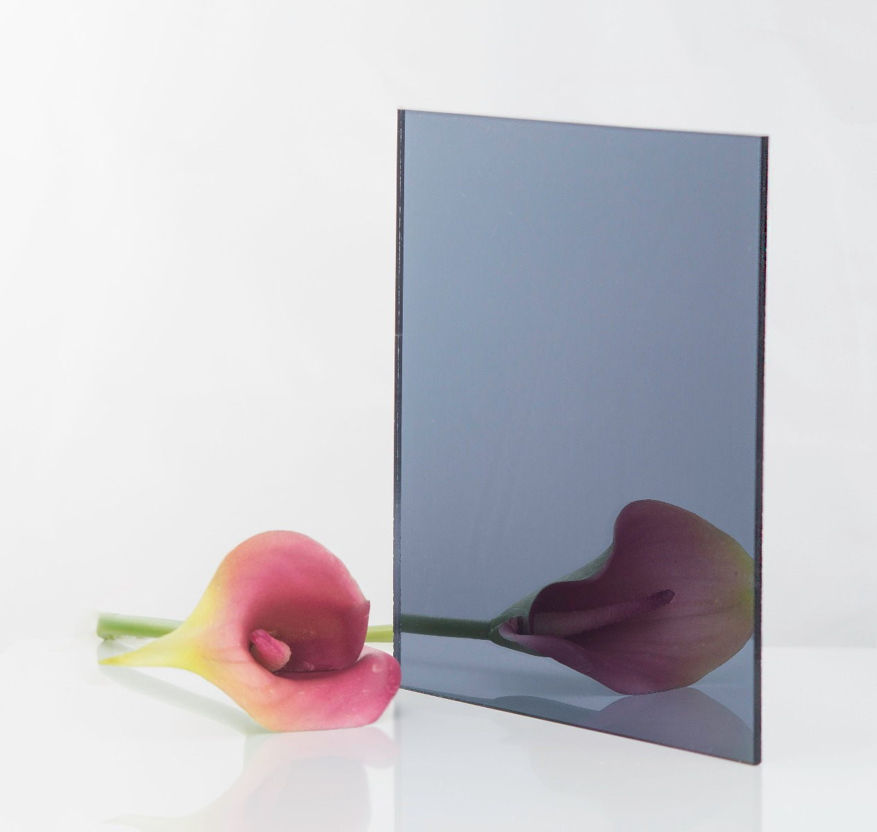 3mm Grey Acrylic Mirror