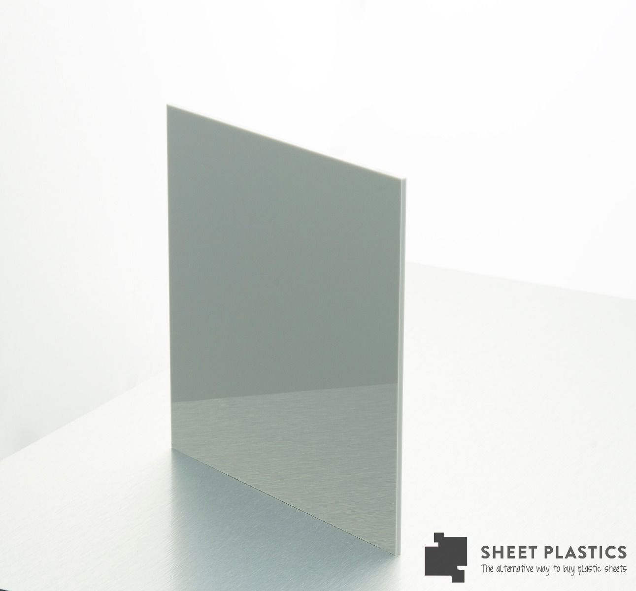grey acrylic sheet 9981