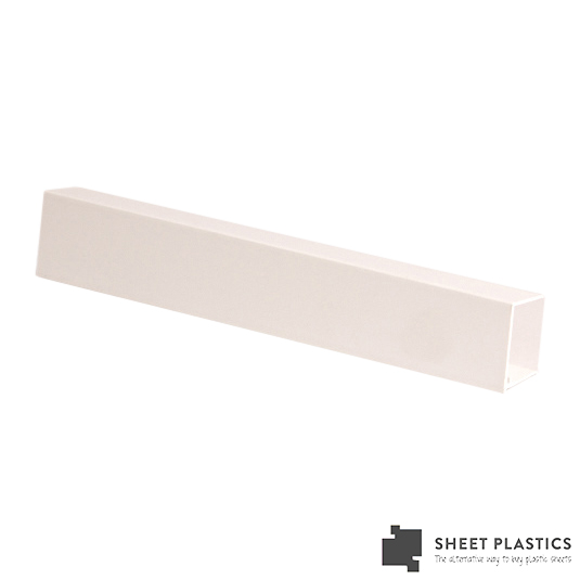 35mm White Sheet Closure 2100mm